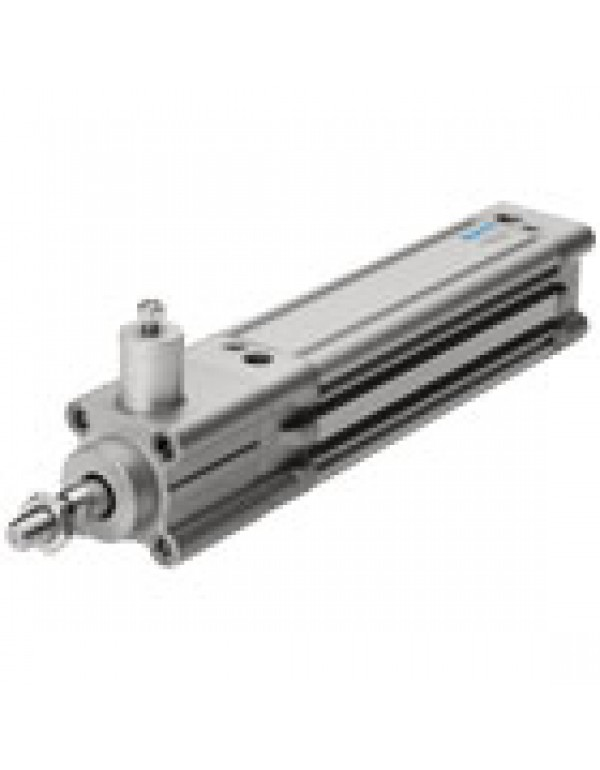 Pneumatic drives Standard cylinders with clamping cartridge DNC-KP FESTO