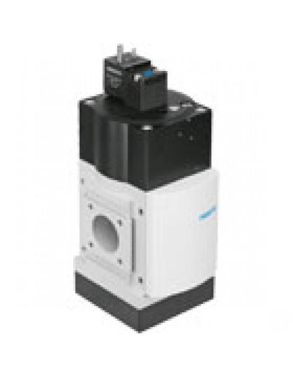 Soft-start quick exhaust valves MS9-SV FESTO