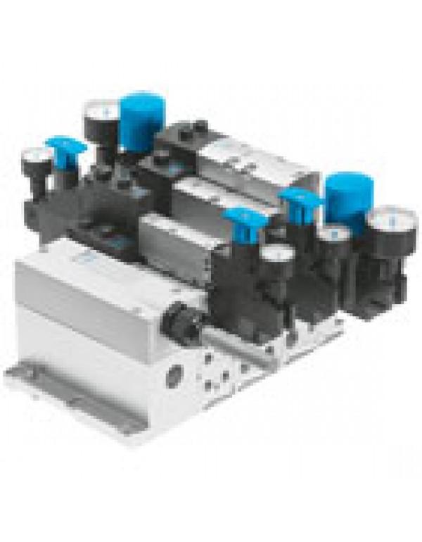 Valve terminals VTSA-NPT with multi-pin plug connection FESTO