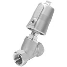 Angle seat valves VZXF FESTO