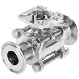 Ball valves VZBD FESTO
