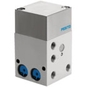 Pneumatic Control block for two-hand start ZSB FESTO