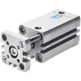 Pneumatic drives Compact cylinder ADNGF, metric FESTO