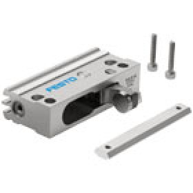 Pneumatic drives Intermediate position for linear drives SLG, DGC FESTO
