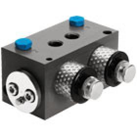 Pneumatic valve supplementary range FESTO