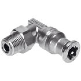 Push-in fittings CRQS, stainless steel FESTO