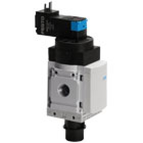 Solenoid actuated on-off valves MS6-EE FESTO