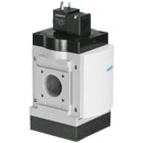 Solenoid actuated on-off valves MS9-EE FESTO