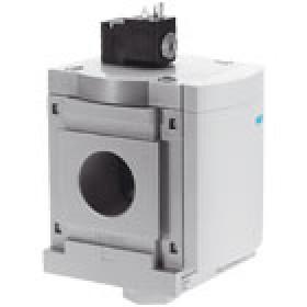 Solenoid actuated soft-start valves MS12-DE FESTO