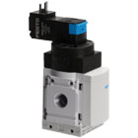 Solenoid actuated soft-start valves MS4-DE FESTO