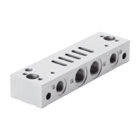 Sub-bases for cassette valves FESTO