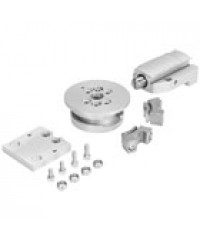 Pneumatic drives Clamping units, clamping components DADL FESTO