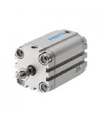 Pneumatic drives Compact cylinders ADVU, AEVU, metric FESTO
