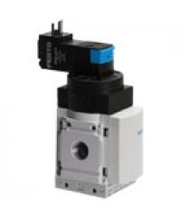Solenoid actuated soft-start valves MS4-DE FESTO